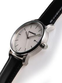 Relógio Masculino Social Suíço Wenger Urban Classic Original