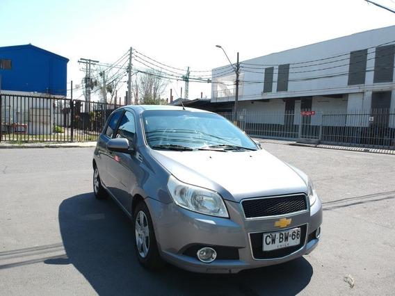 2011 Chevrolet Aveo 1.4 Lt Ac
