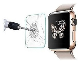 Mica Cristal Templado Reloj Smartwatch Inteligente 38-42 Mm
