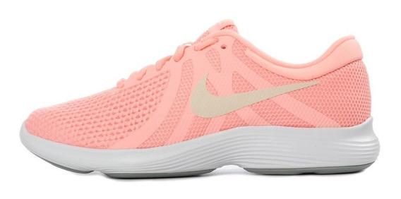 Tenis Wmns Nike Revolution 4 Originales + Envío Gratis + Msi