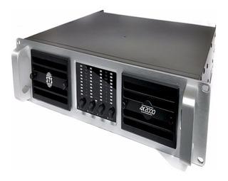 Potencia Sts 4x2000 2u Rack 8000 Watts 4x4 Canales Powersoft