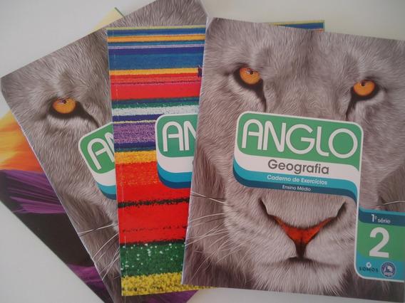 Anglo Geografia Completa 2018 Ensino Médio 1ª Série
