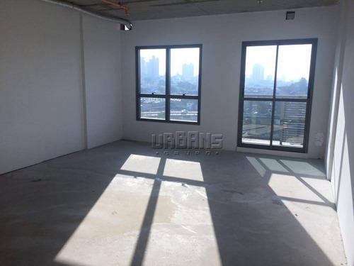 Imagem 1 de 12 de Sala À Venda, 38 M² Por R$ 265.000,00 - Jardim - Santo André/sp - Sa0044