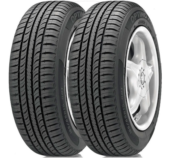 Kit X2 Neumáticos 155/70r14 77t K715 Hankook