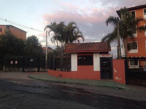 Apartamento Com 2 Dormitórios À Venda, 55 M² Por R$ 160.000,00 - Jardim Ikes - Itaquaquecetuba/sp - Ap0322