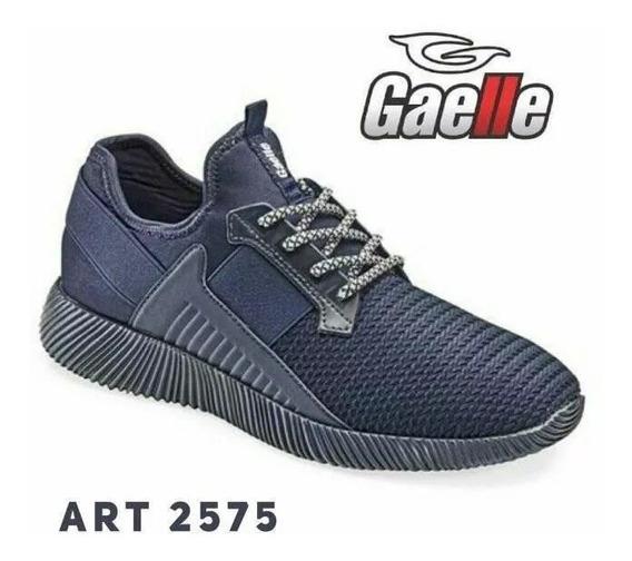Zapatilla Deportiva De Hombre (gaelle 2575 Azul)
