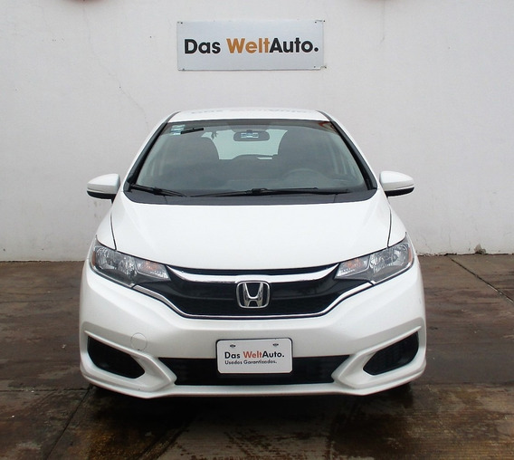 Honda Fit Fun Manual 2018