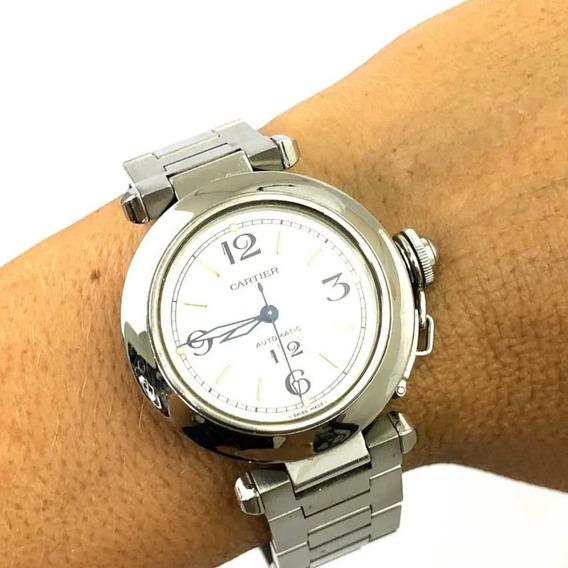 Relógio Cartier Pasha 35mm