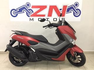 Yamaha N-max 160 2018 Em Excelente Estado $11.490,00