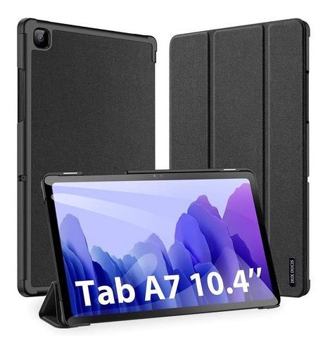 Imagen 1 de 7 de Smart Case Cover Para Samsung Galaxy Tab A7 10.4  T500 T505