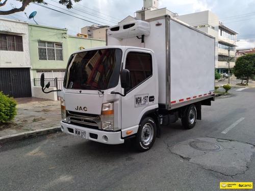 Camión Furgón Refrigerado Jac Hfc1035kn