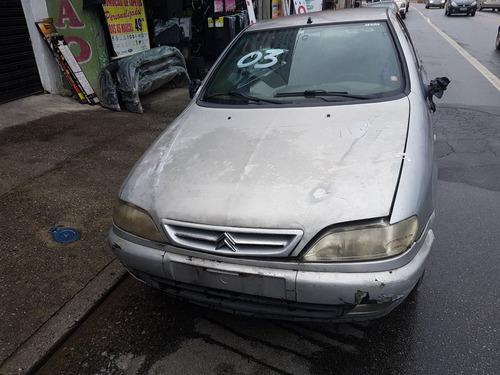Sucata Citroen Xsara Glx 2.0 1999/1999  (somente Peças)