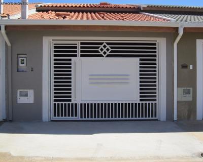 Casa Nova Em Cardeal Com 3 Dormitórios (1 Suite), Churrasqueira, Pronta Para Morar - Ca03818 - 31918276