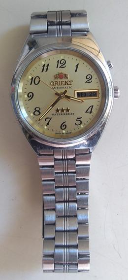 Relógio Orient Automático Masculino Japan 469wb1 Rf