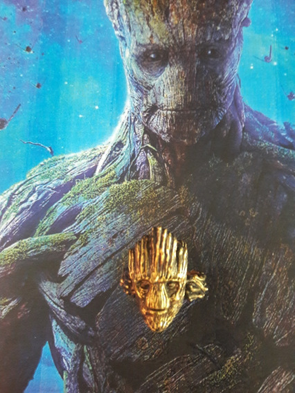 Anillo Groot Marvel Movies