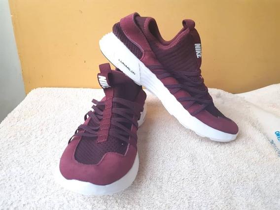 Zapatos Nike Deportivos Colombianos Lunarlon