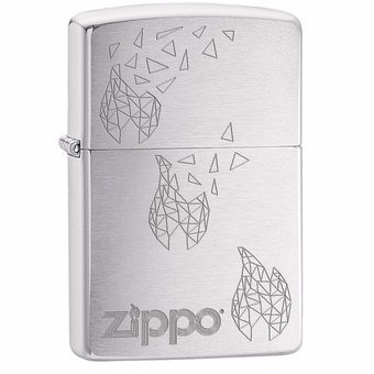 Encendedor Original Zippo Cubism Made In Usa N° 28743