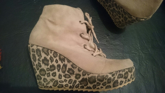 Lote Zapatos Mujer 4 Pares
