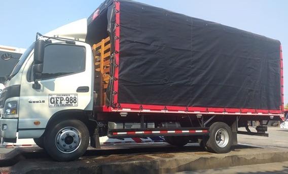 Camion Foton Modelo 2020 18000 Km ,