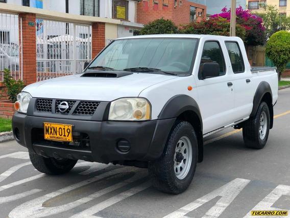 Nissan Frontier Np300 4x4 Tdi 2500cc Aa 2ab Ab