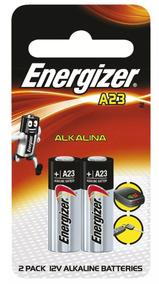 Pilha Energizer Max A23 Alcalina 12v Originais