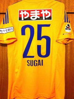 Camisa Vegalta Sendai J-league Sugai #25 Completa