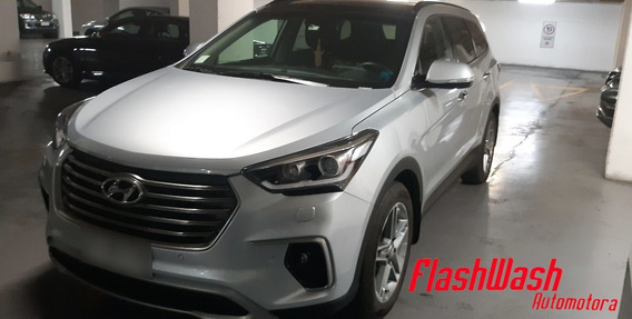 Hyundai Grand Santa Fe Crdi 4wd At Diesel 2018