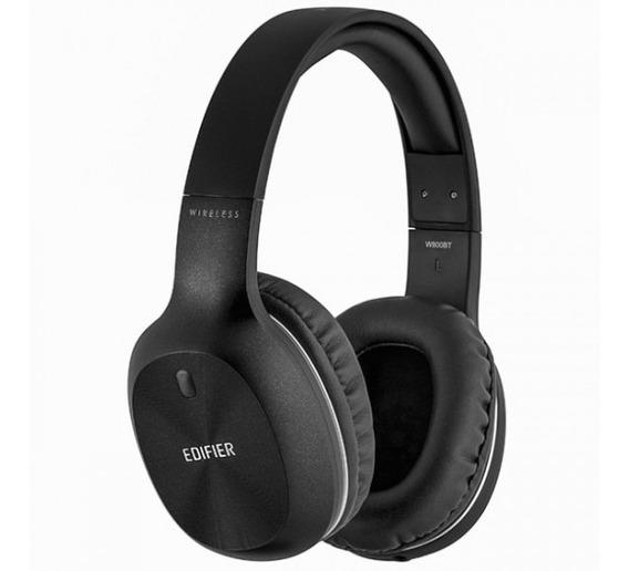 Fone Edifier W800bt Bluetooth Wi Fi Até 75hrs De Música W800