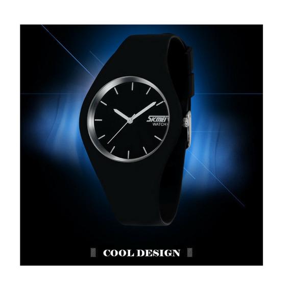 Relógios Esportivos Moda Casual - Unissex + Frete Grátis