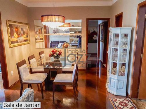 Apartamento Com 4 Dormitórios À Venda, 151 M² - Mansões Santo Antônio - Campinas/sp - Ap5053