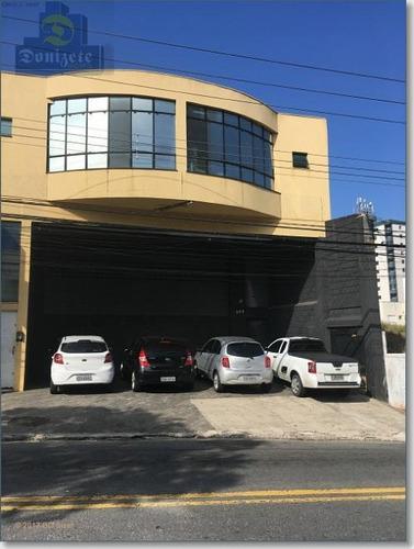 Sala Para Alugar, 30 M² Por R$ 900,00/mês - Vila Valparaíso - Santo André/sp - Sa0014