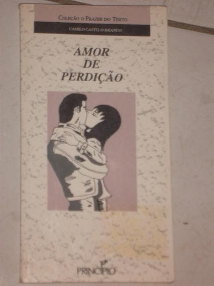 Livro - Literatura Estrangeira - Amor De Perdição