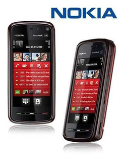 Pedido Nokia 5800 Xpress Music Libre 3g Claro E Movistar