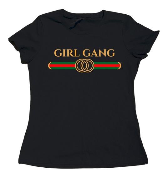 Girl Gang Gucci Gang Playera Dama