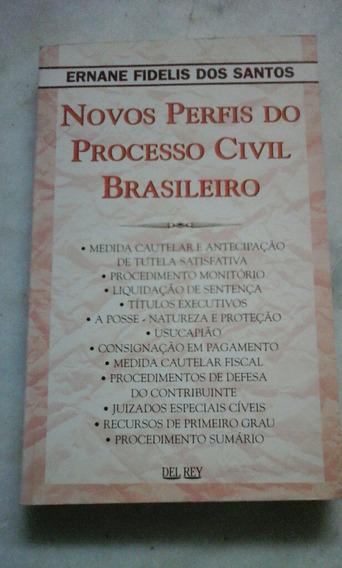 Livro Novos Perfis Do Processo Civil Brasileiro