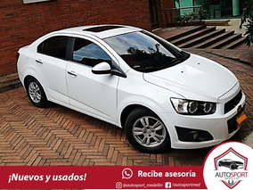 Chevrolet Sonic Lt Full Equipo - Financiamos