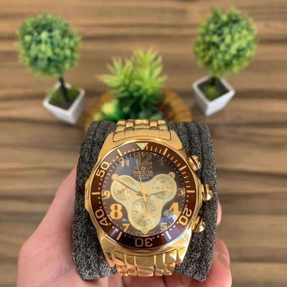 Relógio Invicta Lupah Modelo 5206