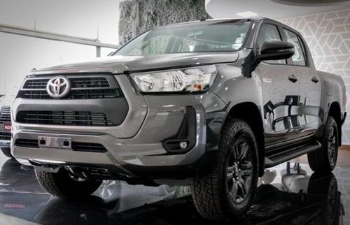 Toyota Hilux Sr 2.8 D-4d Tbo Diesel Cd 4x4 Autom. 0km2021