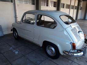 Fiat 600 D Año 1961 Original Impecable Digno De Ver