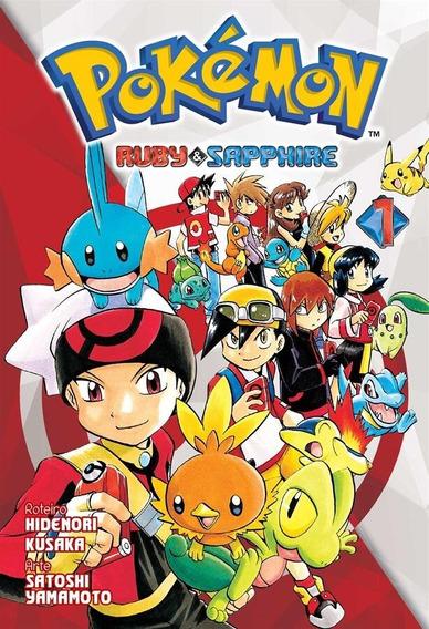 Pokémon Ruby & Sapphire - Ed. 1