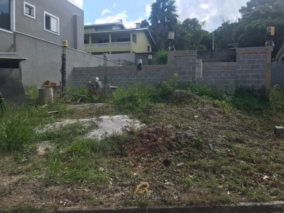Terreno À Venda Em Atibaia Refugio - 0696-1