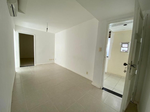 Excelente Sala No Centro Médico Da Graça Para Aluguel Ou Venda 65m2 - Sfl424 - 68227704