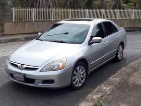 Honda Accord Ex-l V6 - Automatico