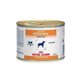 Lata Royal Canin Perro Gastrointestinal Low Fat X 200 Grs