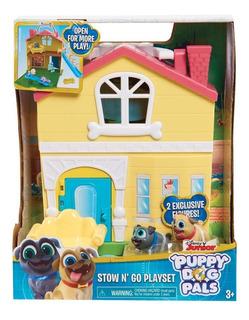 Casita Puppy Dog Pals Disney Collection