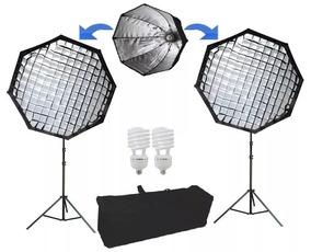 Kit Luz Fria / Iluminação Foto,vídeo, Youtube / Luz Continua