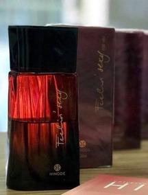 Perfume Afrodisiaco Feelin Sexy Masculino 100ml