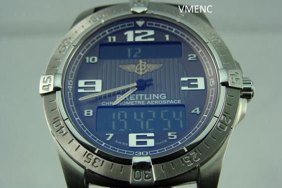 Breitling Aerospace Titanio Ref. E79362