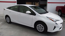 Toyota Prius Base 1.8ltd 4 Cil Color Blanco Ex Demo