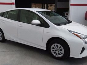 Toyota Prius Base 1.8ltd 4 Cil Color Blanco Ex Demo